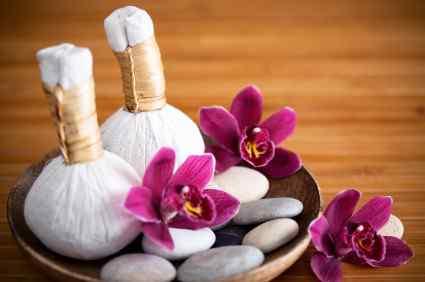 Stemple do masażu