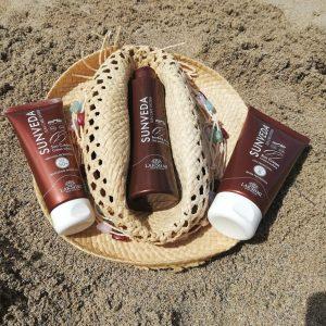 Kosmetyki do opalania i produkty na lato